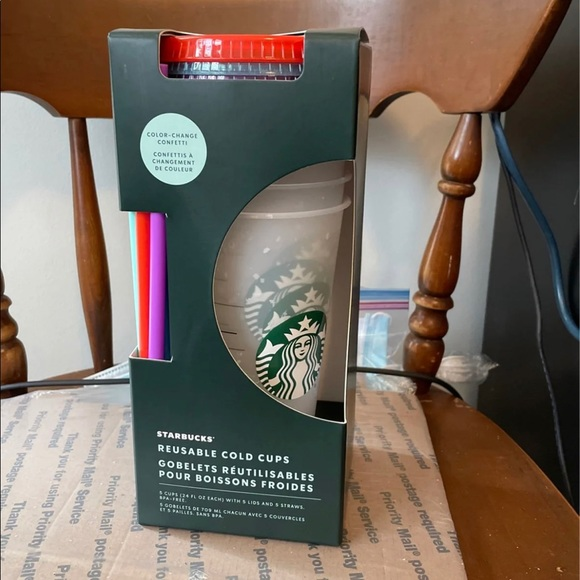 Starbucks Color Changing Cups